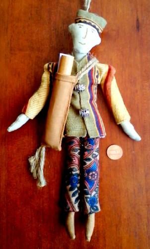 Messenger Doll