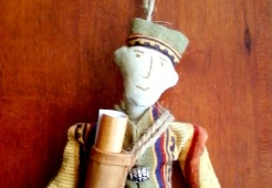 Original Messenger Doll