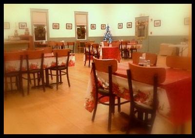 jpd - xmas dining