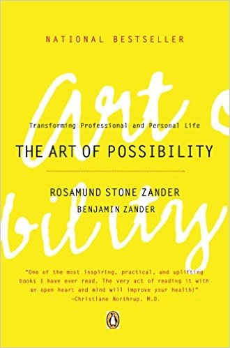 book - the art of possibility