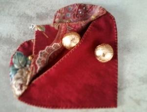 Valentine Heart Pouch 4