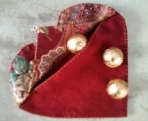 Valentine Heart Pouch 5