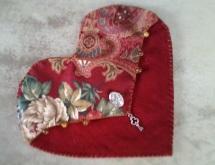 Valentine Heart Pouch 6