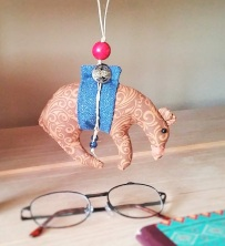 bear ornament a