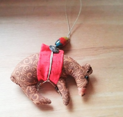bear ornament b