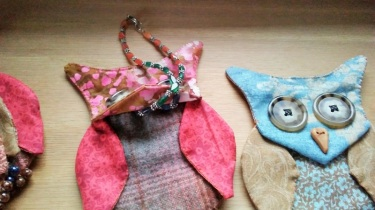 owl pouch